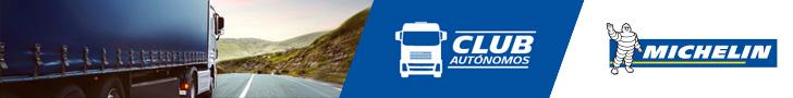 Camioneros en ruta